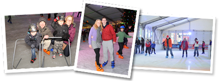 Derry on ice